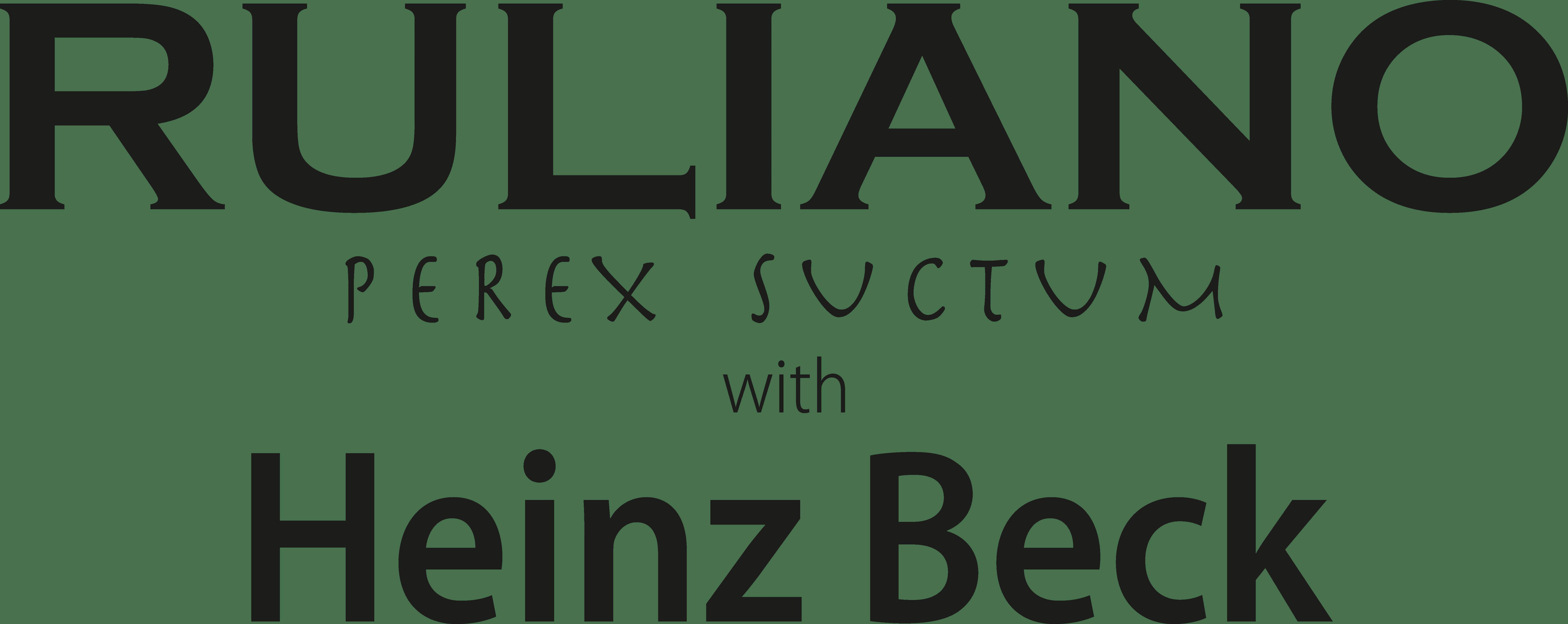 Ruliano – Heinz Beck